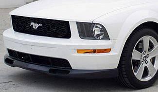 Street Scene - Ford Mustang Street Scene Generation 3 Chin Spoiler - 950-70762