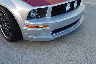 Street Scene - Ford Mustang Street Scene Generation 4 Chin Spoiler - 950-70766