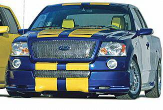 Street Scene - Ford F150 Street Scene Upper Bumper Cover with Light Openings - 950-70835