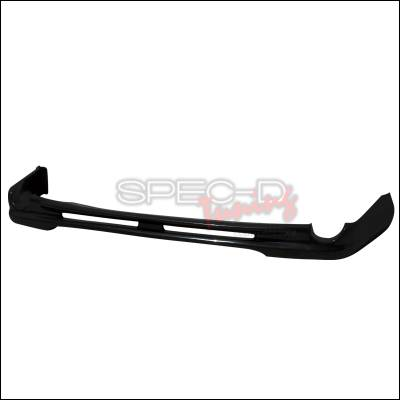 Spec-D - Nissan Maxima Spec-D ABS Plastic Front Lip - LBF-MAX00-ABS