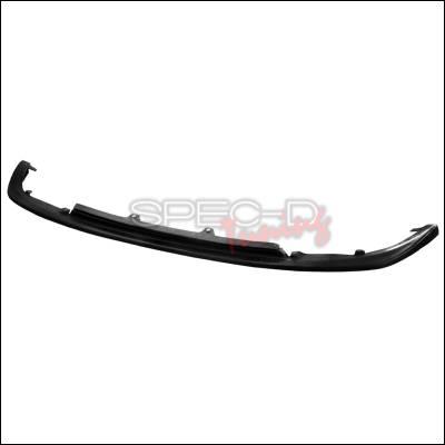 Spec-D - Subaru WRX Spec-D Sti Style Front Lip - Polyurethane - LBF-WRX04STI-PU