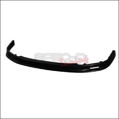 Spec-D - Honda Accord Spec-D Mugen Style ABS Plastic Front Lip - LPF-ACD94M-ABS