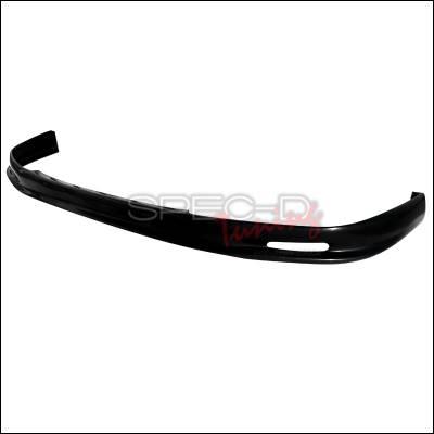 Spec-D - Honda Civic 2DR & 3DR Spec-D Polyurethane Front Lip - Mugen Style - LPF-CV923M-PU