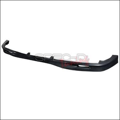 Spec-D - Honda Civic 2DR & 3DR Spec-D Spoon Style Front Lip - Polyurethane - LPF-CV923SP-PU