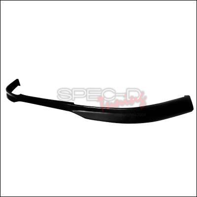 Spec-D - Honda Civic 2DR & 3DR Spec-D Polyurethane Front Lip - Type R Style - LPF-CV923T-PU