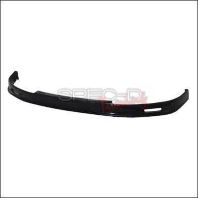 Spec-D - Honda Civic Spec-D Mugen Style ABS Plastic Front Lip - LPF-CV994M-ABS