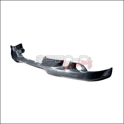 Spec-D - BMW 5 Series Spec-D Polyurethane Front Lip - LPF-E6004-PU