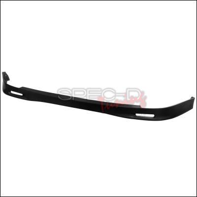 Spec-D - Honda Prelude Spec-D Front Lip - Polyurethane - LPF-PL92SP-PU