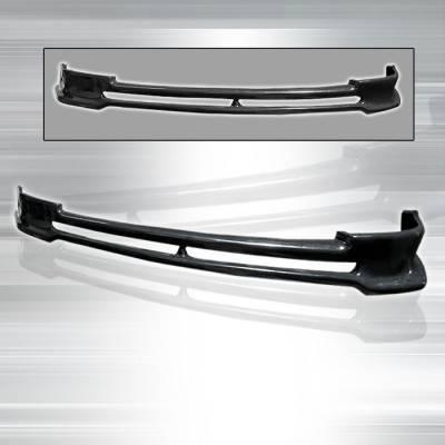 Spec-D - Scion xB Spec-D ABS Plastic Front Lip - LPF-XB03-ABS