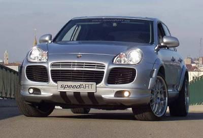 SpeedArt - SAR-Front Spoiler