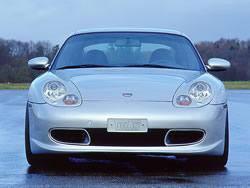 Tech Art - Type II Front Bumper w. Spoiler Style
