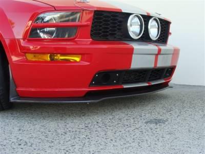 TruFiber - Ford Mustang TruFiber Carbon Fiber LG31 Chin Spoiler TC10024-LG31
