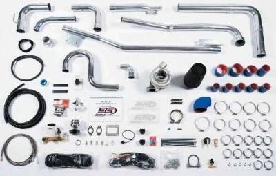 STS Turbo - STS Turbo Fuel System Upgrade - LS1FSU