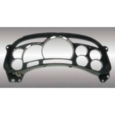 US Speedo - US Speedo Stainless Steel Gauge Face - Displays 200KPH - Transmission Temperature - CK2000402K