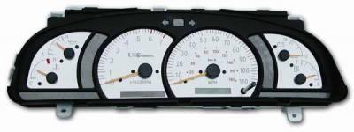 US Speedo - US Speedo Stainless Steel Gauge Face - Displays Tachometer - 7000 RPM - MPH - Automatic - TUN0201