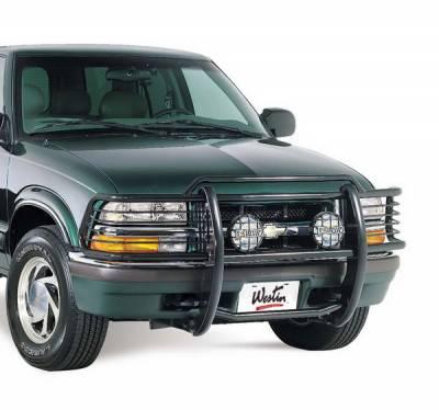 Sportsman - Chevrolet S10 Sportsman Grille Guard - 40-0365