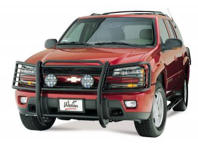 Sportsman - Chevrolet Trail Blazer Sportsman Grille Guard - 40-0945