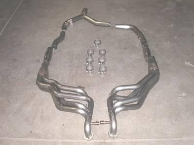 Stainless Works - Pontiac Firebird Stainless Works Exhaust Header - CA9697C
