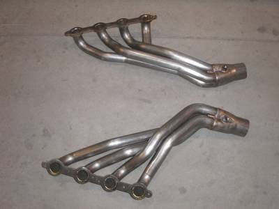 Stainless Works - Pontiac Firebird Stainless Works Exhaust Header - CA9802H