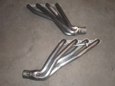 Stainless Works - Chevrolet Silverado Stainless Works Exhaust Header - CT9902H