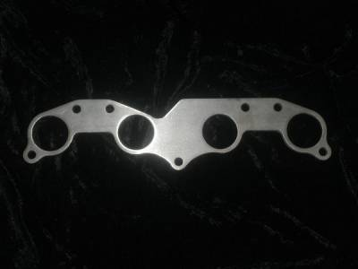 Stainless Works - Dodge Ram Stainless Works Exhaust Header Flange - 304 Stainless Steel - HFLNGSHH
