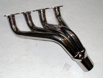 Stainless Works - Dodge Ram Stainless Works Exhaust Header - HH392