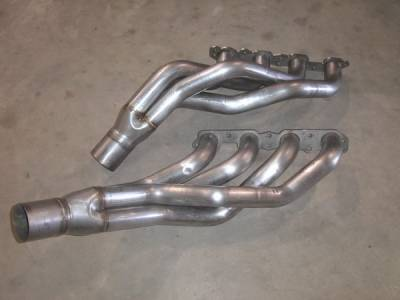 Stainless Works - Dodge Ram Stainless Works Exhaust Header - HH426