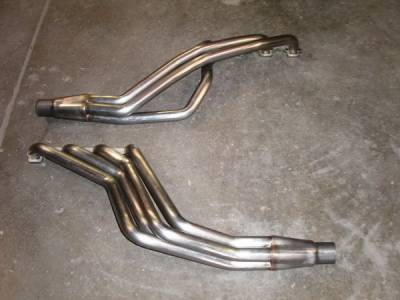 Stainless Works - Ford Mustang Stainless Works Exhaust Header - MU7993STX