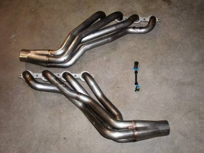 Stainless Works - Chevrolet Trail Blazer Stainless Works Exhaust Header - TBSSH