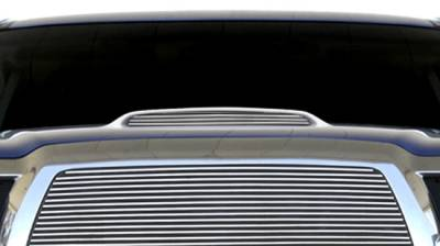 T-Rex - Toyota Tacoma T-Rex Billet Hood Scoop Insert - 4 Bars - 1PC - 20897