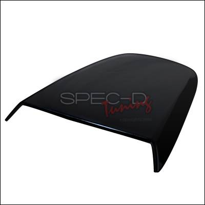 Spec-D - Ford Mustang Spec-D Front Hood Scoop - HSCP-MST05-RS