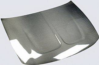 Street Scene - Acura Integra Street Scene Vent Style Carbon Fiber Hood - 950-72137