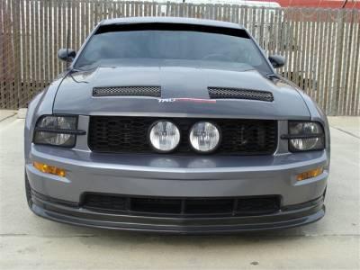 TruFiber - Ford Mustang TruFiber Carbon Fiber GT-R Hood TC10024-A39