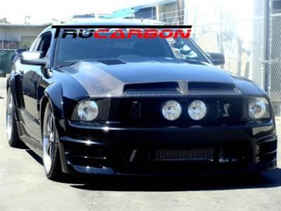 TruFiber - Ford Mustang TruFiber Carbon Fiber GT-S V.3 Hood TC10024-A44
