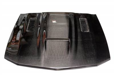 TruFiber - Ford Mustang TruFiber Carbon Fiber SVO Hood TC10024-A61