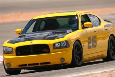 TruFiber - Dodge Charger TruFiber Carbon Fiber Challenger Hood TC20020-A58