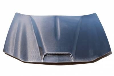 TruFiber - Chevy Camaro TruFiber Carbon Fiber Ultra Z Hood TC30021-A18