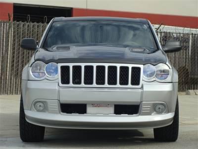 TruFiber - Jeep Grand Cherokee TruFiber Carbon Fiber Challenger Hood TC50020-A58