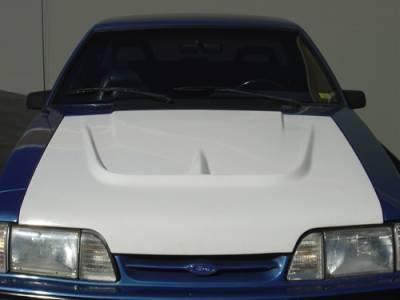 TruFiber - Ford Mustang TruFiber Monster Hood TF10021-A28