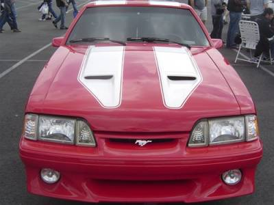 TruFiber - Ford Mustang TruFiber Mach 1 Hood TF10021-A29
