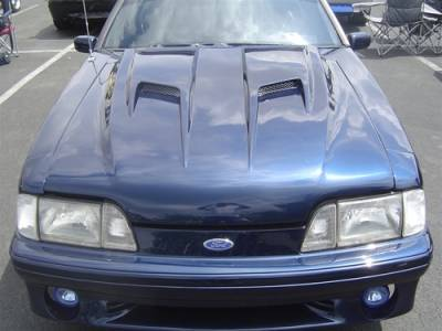 TruFiber - Ford Mustang TruFiber Mach 2 Hood TF10021-A38