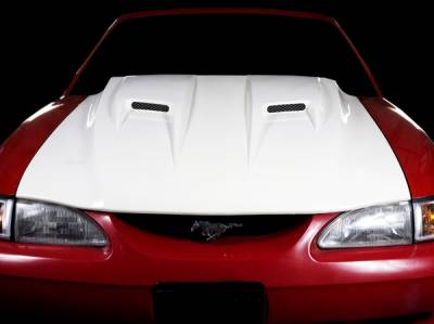 TruFiber - Ford Mustang TruFiber Mach 2 Hood TF10023-A38