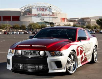 TruFiber - Ford Mustang TruFiber Venom Hood TF10025-A53