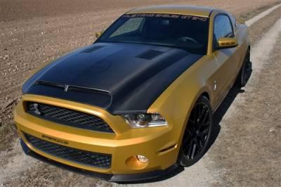 TruFiber - Ford Mustang TruFiber GT500 KR Hood TF10025-A53KR