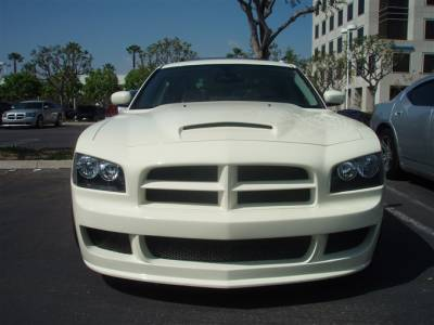 TruFiber - Dodge Charger TruFiber RTC Hood TF20020-A9