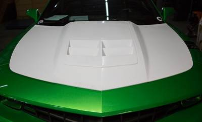 TruFiber - Chevy Camaro TruFiber Force Heat Reduction Hood TF30022-A74