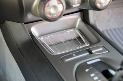 T-Rex - Chevrolet Camaro T-Rex T1 Interior Center Console Tray - Chrome - 110272