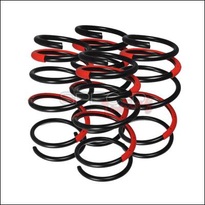 Spec-D - Scion tC Spec-D Lowering Springs - CL-TC05-RS