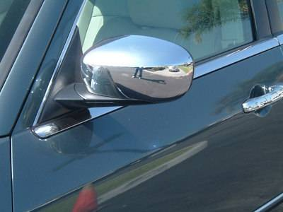 TFP - TFP Chrome ABS Mirror Insert Accent - 537