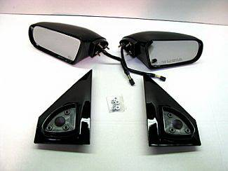 Street Scene - GMC Safari Street Scene Cal Vu Electric Mirrors - Pair - 950-11420